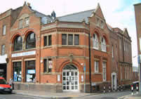 Norwood library